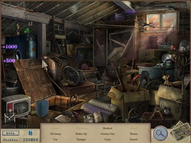 Letters from Nowhere - Screenshot 4