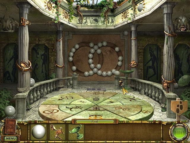 The Treasures of Mystery Island: The Gates of Fate - Screenshot 5