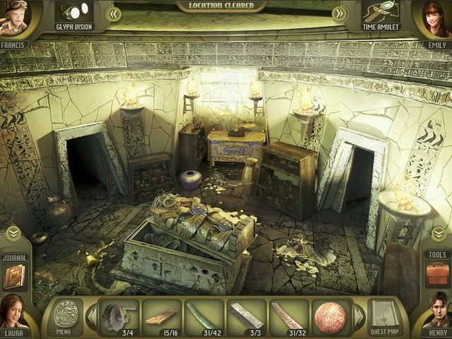Escape the Lost Kingdom - Screenshot 2