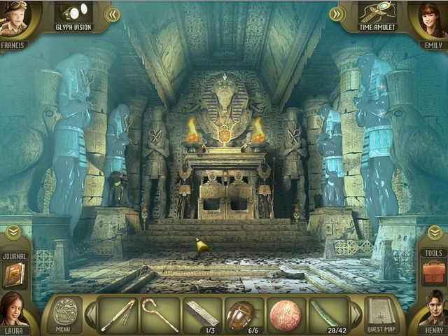 Escape the Lost Kingdom - Screenshot 3