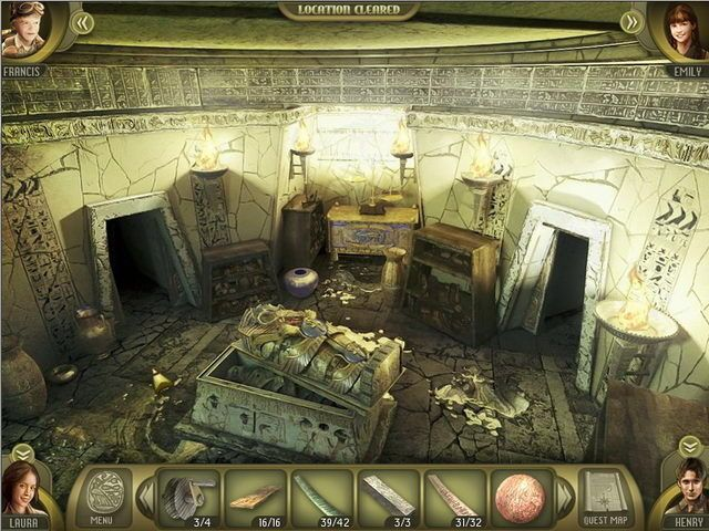 Escape the Lost Kingdom - Screenshot 7