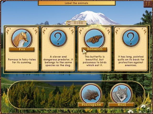 World Riddles: Animals - Screenshot 2