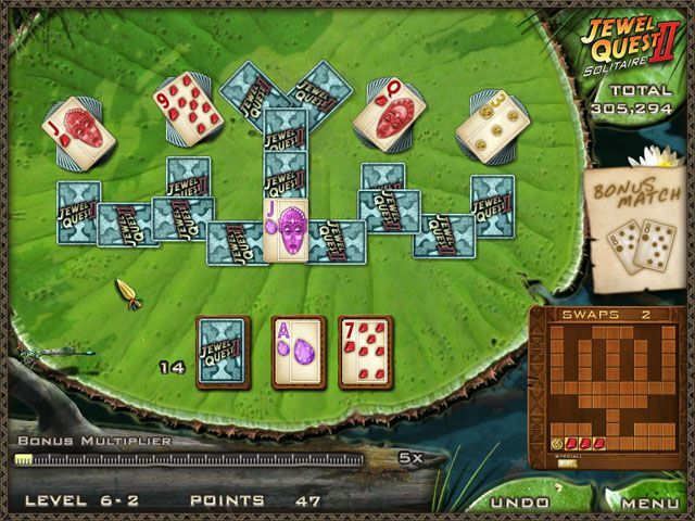 Jewel Quest Solitaire 2 - Screenshot 4