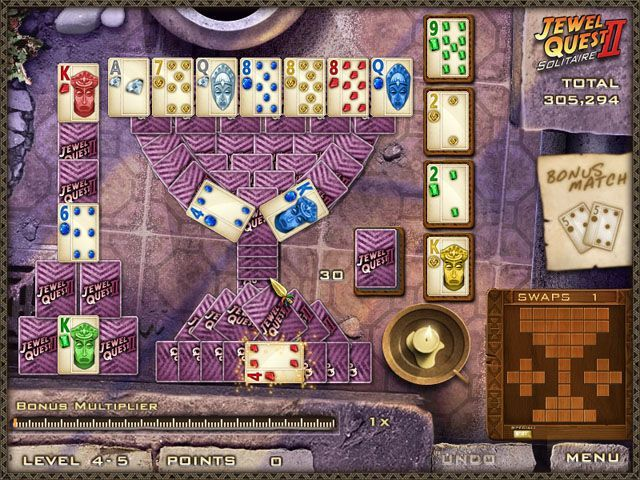 Jewel Quest Solitaire 2 - Screenshot 7