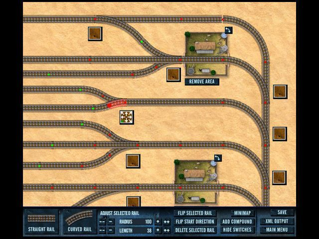 Rail of War - Screenshot 2