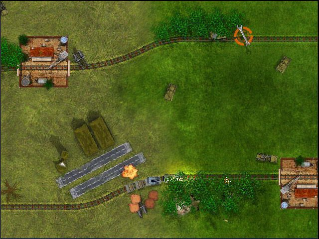 Rail of War - Screenshot 6