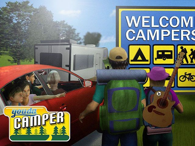 Youda Camper - Screenshot 1