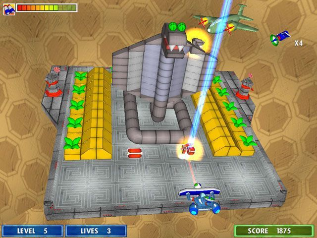 Strike Ball 2 Deluxe - Screenshot 1