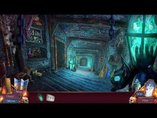 Eventide 2: The Sorcerer's Mirror - Screenshot 7
