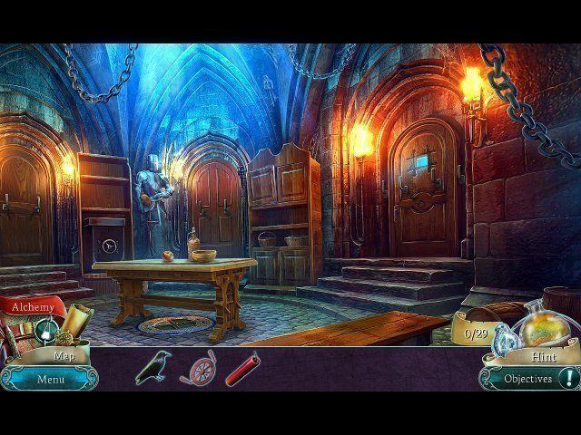Lost Grimoires: Stolen Kingdom - Screenshot 1