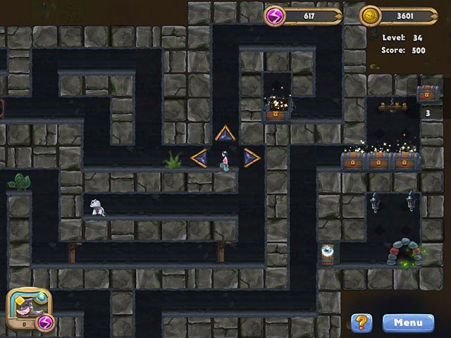 Caves and Castles: Underworld - Screenshot 8