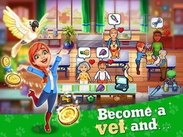 Dr. Cares: Pet Rescue 911. Collector's Edition - Screenshot 1