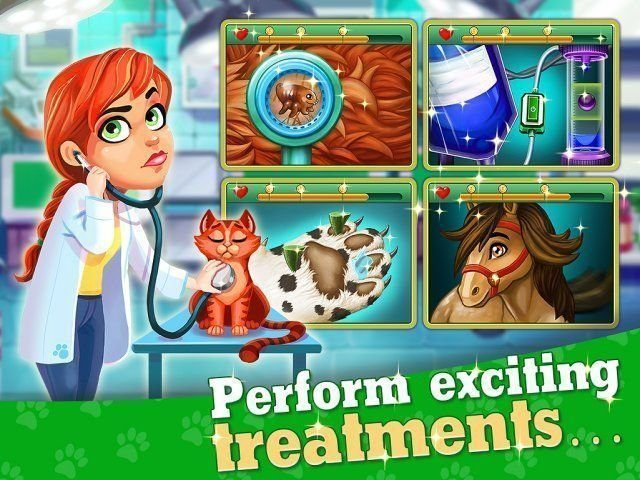 Dr. Cares: Pet Rescue 911. Collector's Edition - Screenshot 3