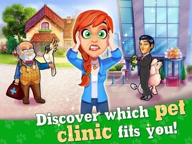Dr. Cares: Pet Rescue 911. Collector's Edition - Screenshot 5