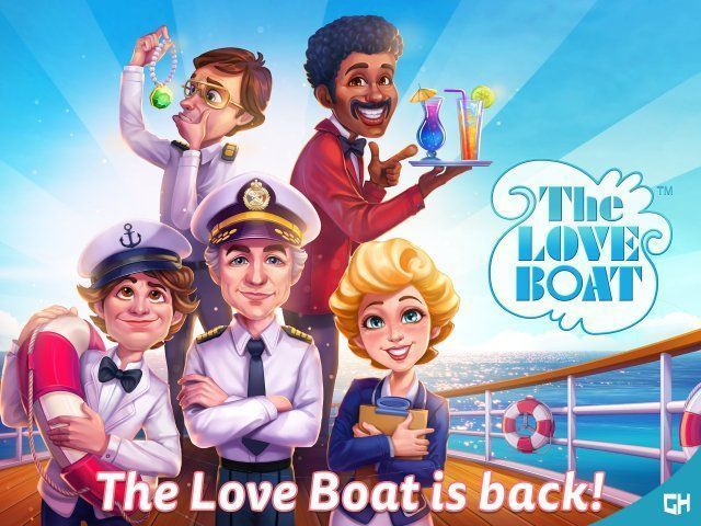 The Love Boat. Collector's Edition - Screenshot 1