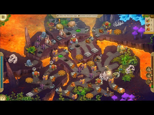 Alicia Quatermain and the Stone of Fate - Screenshot 2