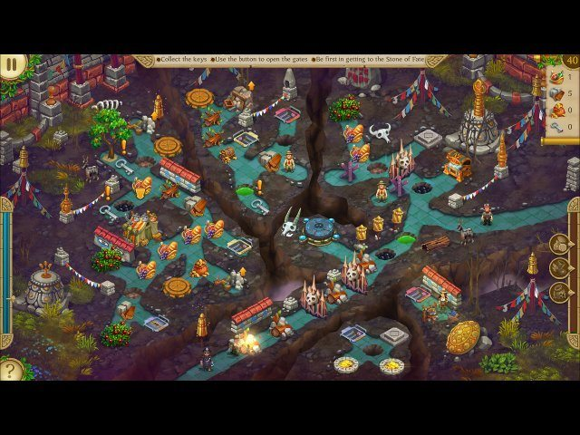 Alicia Quatermain and the Stone of Fate - Screenshot 3