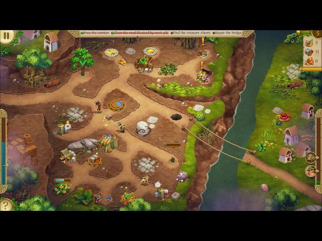 Alicia Quatermain and the Stone of Fate - Screenshot 6