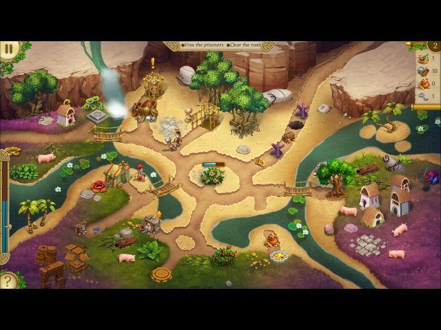Alicia Quatermain and the Stone of Fate - Screenshot 7