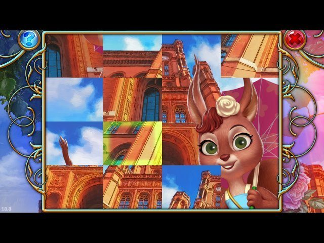 Travel Mosaics 7: Fantastic Berlin - Screenshot 6