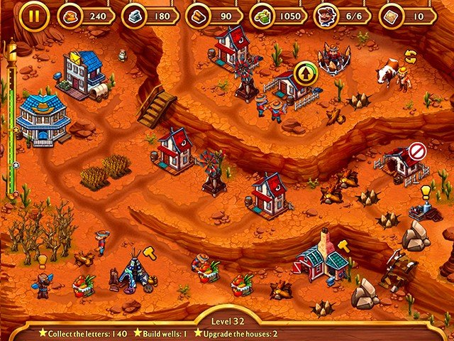 Golden Rails: Tales of the Wild West - Screenshot 4