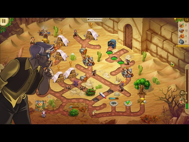 Alicia Quatermain 4: Da Vinci and the Time Machine - Screenshot 4