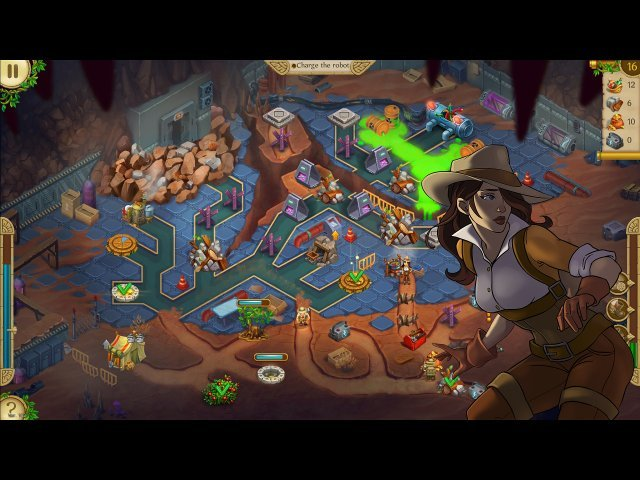 Alicia Quatermain 4: Da Vinci and the Time Machine - Screenshot 5