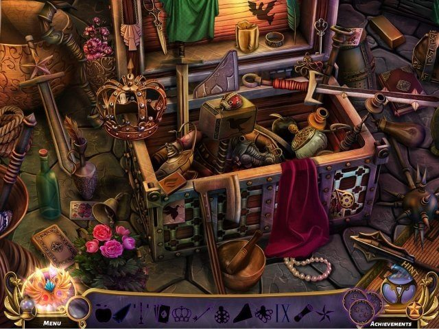 Queen's Quest 3: The End of Dawn. Collector's Edition - Screenshot 3