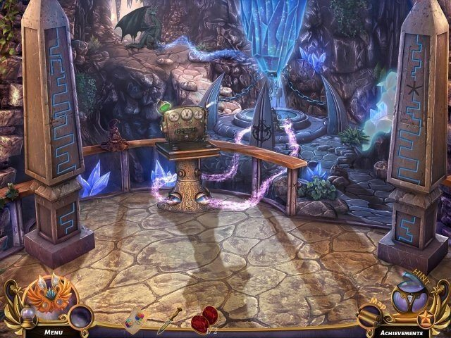 Queen's Quest 3: The End of Dawn. Collector's Edition - Screenshot 7