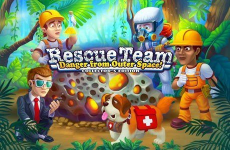Rescue Team: Danger from Outer Space. Collector's Edition