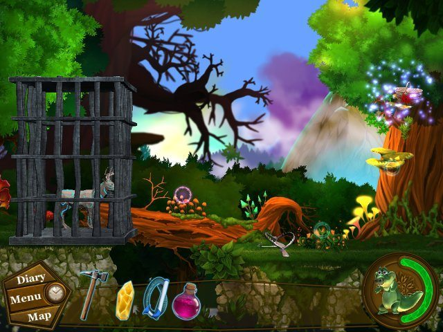 Legacy: Witch Island Origin - Screenshot 3