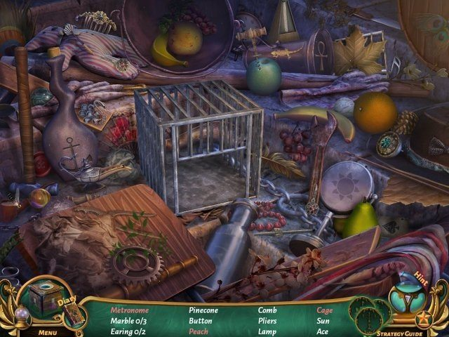 Queen's Quest 5: Symphony of Death. Collector's Edition - Screenshot 1