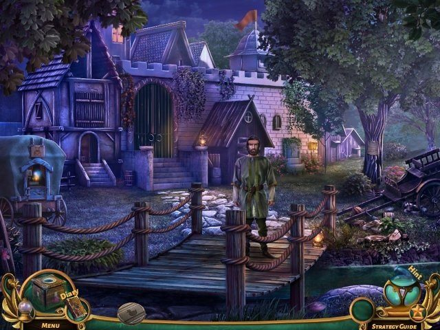 Queen's Quest 5: Symphony of Death. Collector's Edition - Screenshot 2