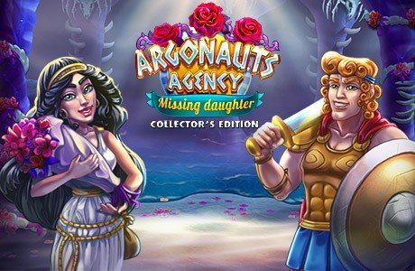 Argonauts Agency: Missing Daughter. Collector's Edition