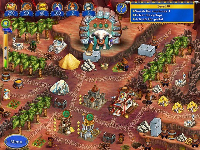 New Yankee 8: Journey of Odysseus - Screenshot 3