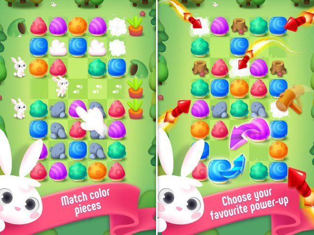 Greedy Bunnies - Screenshot 3