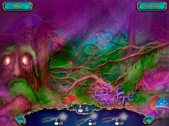 Dreamland Solitaire: Dark Prophecy - Screenshot 8
