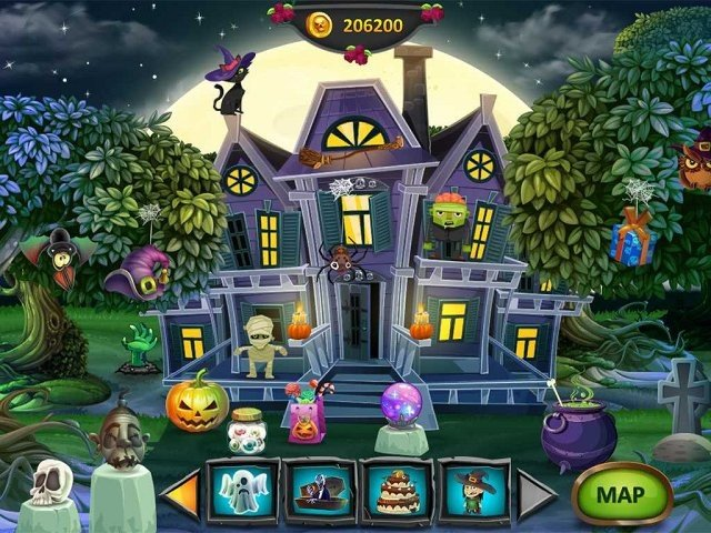 Secrets of Magic 3: Happy Halloween - Screenshot 1