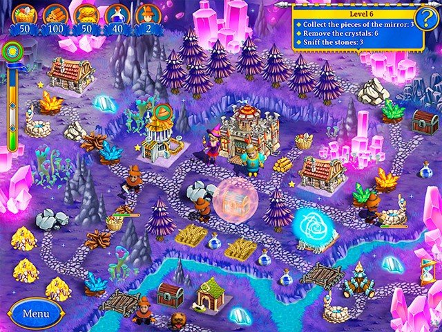 New Yankee 9: The Evil Spellbook - Screenshot 3