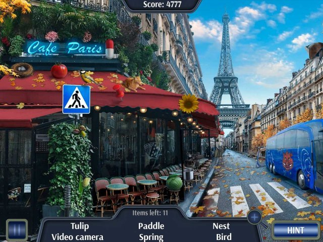 Travel to France - Screenshot 1