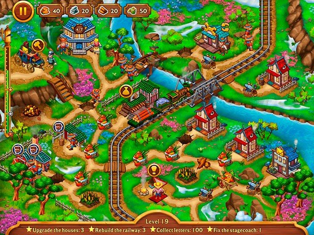 Golden Rails: Small Town Story. Collector's Edition - Screenshot 8