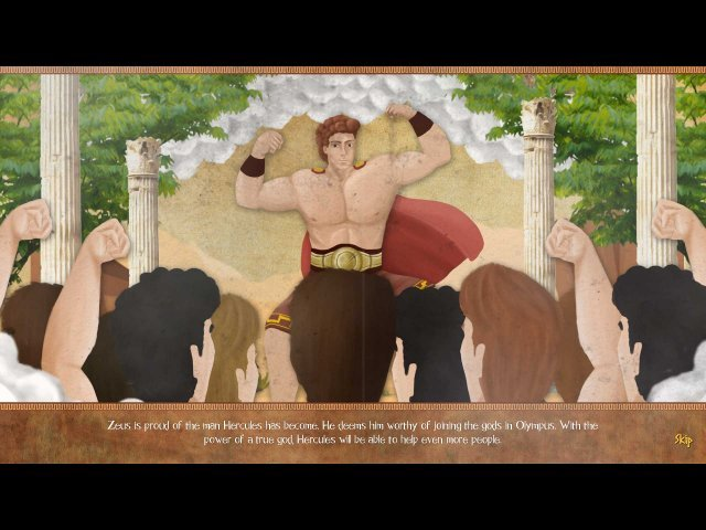 The Chronicles of Hercules: The 12 Labours - Screenshot 1