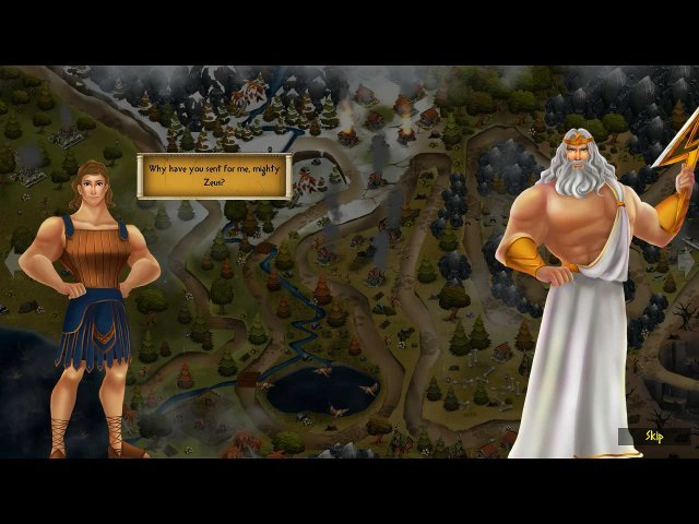 The Chronicles of Hercules: The 12 Labours - Screenshot 2