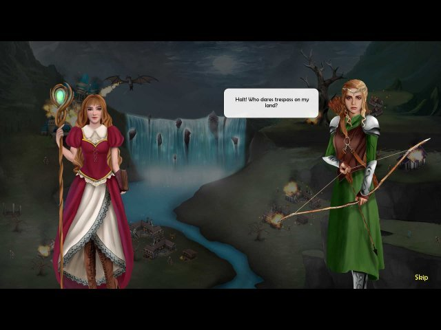 The Enthralling Realms: The Witch and the Elven Princess - Screenshot 7