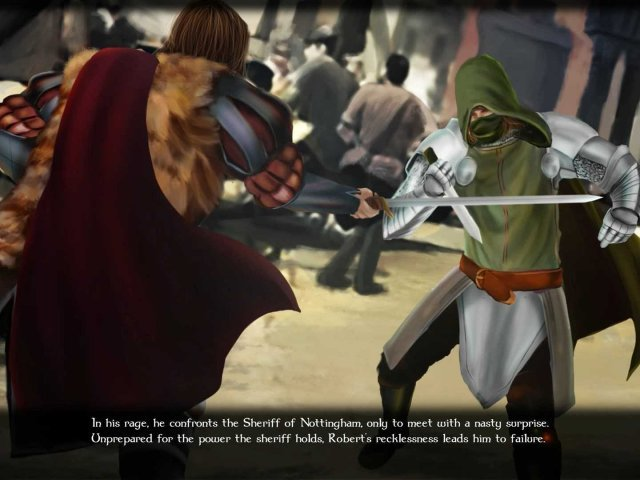 The Chronicles of Robin Hood: The King of Thieves - Screenshot 1