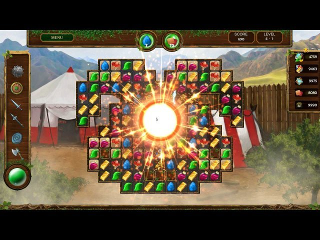 The Chronicles of Robin Hood: The King of Thieves - Screenshot 4