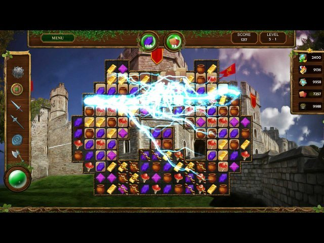 The Chronicles of Robin Hood: The King of Thieves - Screenshot 5