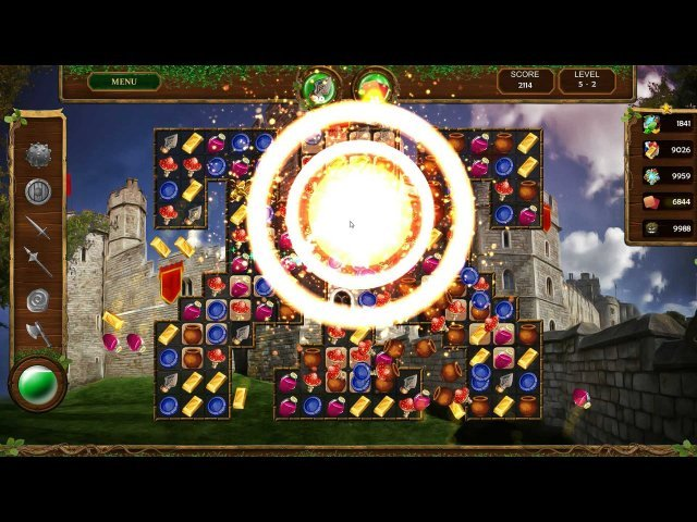 The Chronicles of Robin Hood: The King of Thieves - Screenshot 7