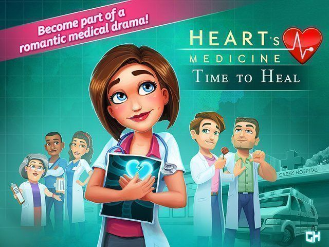 Heart's Medicine: Time to Heal. Collector's Edition - Screenshot 5