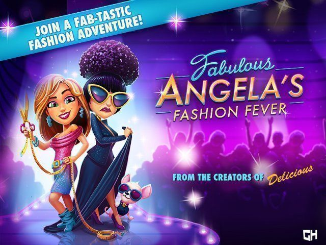 Fabulous: Angela's Fashion Fever. Collector's Edition - Screenshot 1